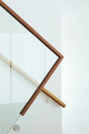 porte vitrée design - maison exclusive par CplusC - Waverley, Australie