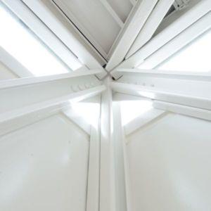 poutre en acier - Boundary House par Niji Architects - Tokyo, Japon