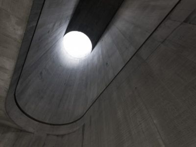 puits de lumière - Bakkaflöt 14 par Studio Granda - Islande