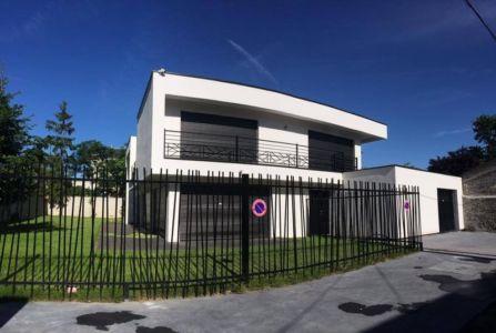 réalisation Maison container, France