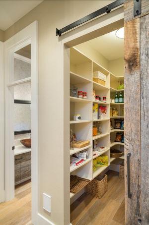 réserves cuisine - Maison typique par TTM Development company - Portland, Usa