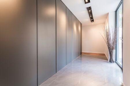 rangements couloir - Résidence Waverly par MU Architecture - Montréal, Canada