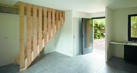 rez de chaussée - Agrandissement surévélavation par atelier 100 architecture - Tours, France