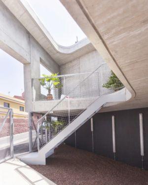 rez de chaussée - g-house par Esau Acosta - El Sauzal, Espagne