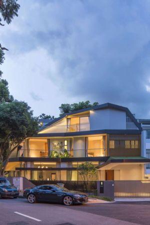 route accès - Trevose-House par Ad-Lab - Singapour