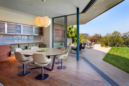 séjour - Chatauqua Residence par Studio William Hefner - Californie, Usa