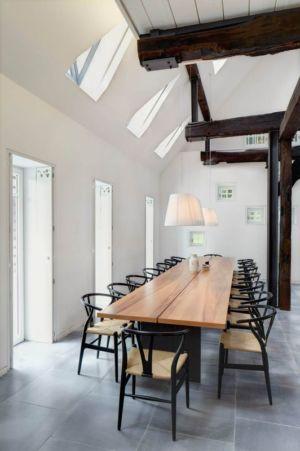 séjour - German-Country-House par Reichel Architectes - Allemagne