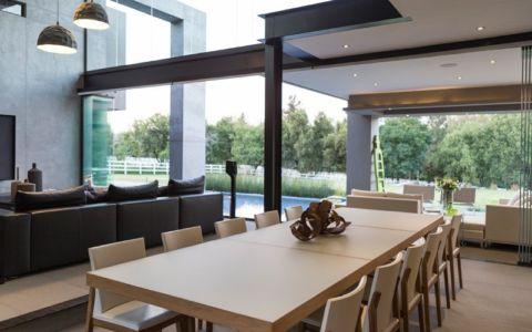séjour - House Blair Atholl par Nico van der Meulen Architects - Blair Atholl, Afrique du Sud