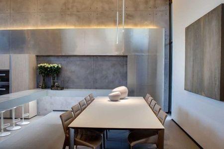 séjour - House Sar par Nico van der Meulen Architects - Johannesbourg, Afrique du Sud