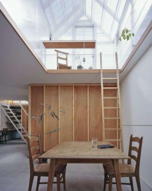séjour - House-Yamasaki par Tato Architects-You Shimada - Hyogo,Japon