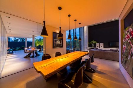 séjour - House in Londrina by Spagnuolo Arquitetura
