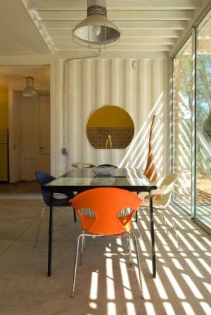 séjour - Infiniski Manifesto House par james&mau arquitectura  - Curacaví, Chili - photo Antonio Corcuera