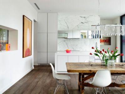 séjour - Kew House par Amber Hope Design - Melbourne, Australie