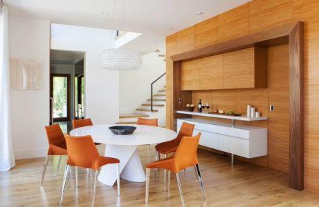 séjour - Los-Altos-House Dotter Solfjeld Architecture - Los Atlos, USA
