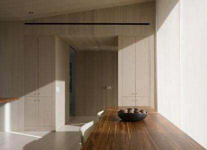 séjour - Malibu House par Dutton Architects - Usa