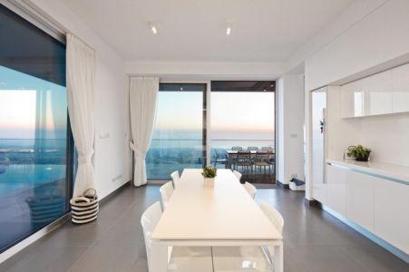 séjour - Prodromos and Desi Residence par VARDAstudio - Paphos, Chypre