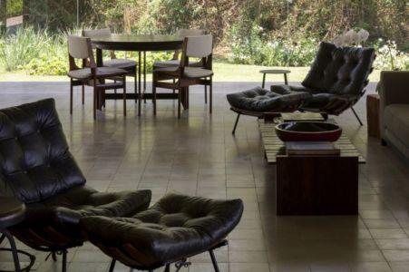 séjour - Redux House par Studio mk27 - Brésil