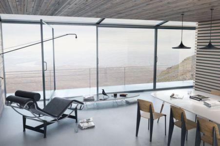séjour - Roost House par Benoit Challand - Ecosse