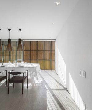 séjour - Tetris House par Studio mk27 - São Paulo, Brésil