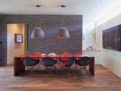 séjour - The Dune Villa par HILBERINKBOSCH Architects - Utrecht, Pays-Bas
