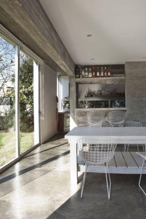 séjour - Torcuato House par BAK arquitectos - Buenos Aires Province, Argentine