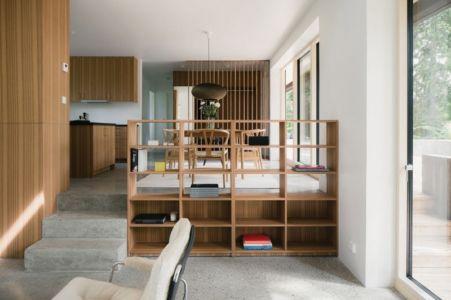 séjour - Torsby III par Max Holst Arkitekt - Stockholm, Suède