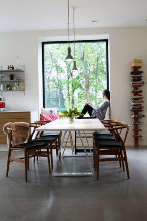 séjour - Villa E par Stringdahl Design - Suède