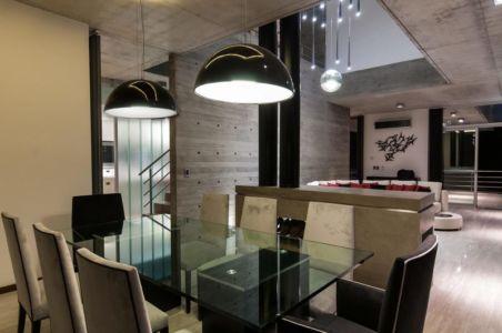 séjour - Wanka House par Estudio Arquitectura Galera - Cariló, Argentine