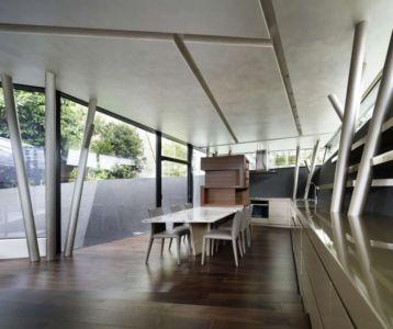 séjour & cuisine - SRK par Artechnic - Meguro, Japon