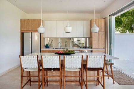 séjour & cuisine - jodie-cooper-design par Jodie Cooper Design - Bali, Indonesie