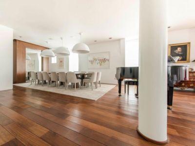 séjour et piano - vue à 360 degrés - Bruxelles, Belgique