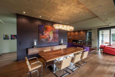 séjour et salon - Reviving Mies par Architéma - Buda Hills, Hongrie