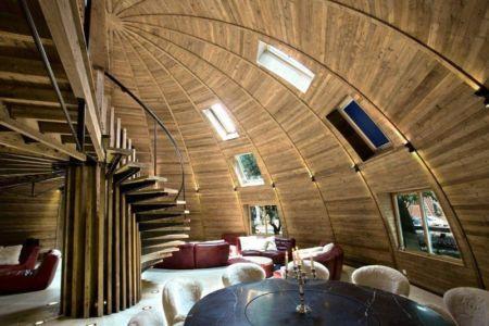 séjour et salon - The Dome Home par Timothy Oulton Design - Foshan, Chine