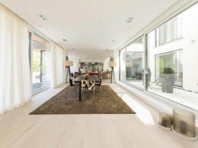 séjour - magnifique propriété à vendre à Uccle en Belgique