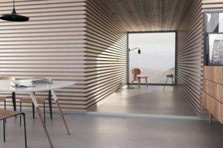 séjour & ouverture vitrée - Roost House par Benoit Challand - Ecosse