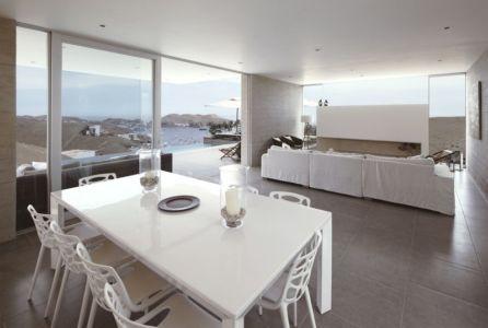 séjour & salon - House-Poseidon par Domenack arquitectos - Pucusama, Pérou
