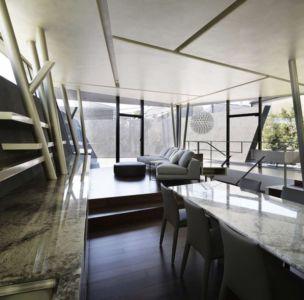 séjour & salon - SRK par Artechnic - Meguro, Japon
