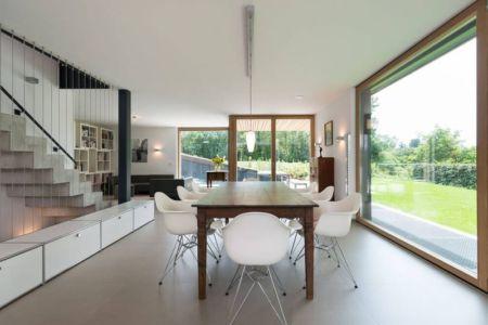 séjour & salon - despang par Despang Schlüpmann Architekten - Allemagne