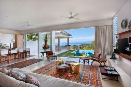 séjour & salon entrée - jodie-cooper-design par Jodie Cooper Design - Bali, Indonesie