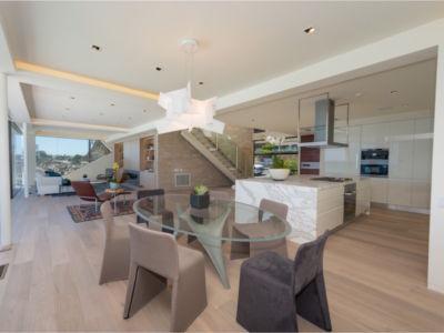 séjour - villa contemporaine à Malibu, Usa