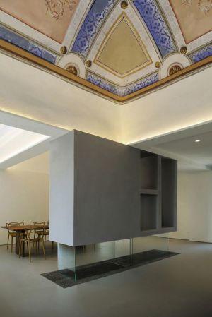 séjour villa principale - Sicillian-Farm-Renovation par ACA Amore Campione Architettura - Sicile, Italie