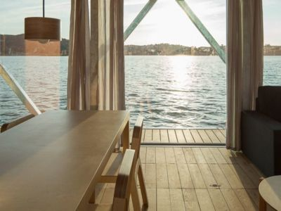 séjour & vue fleuve - floating-house par Friday - Portugal