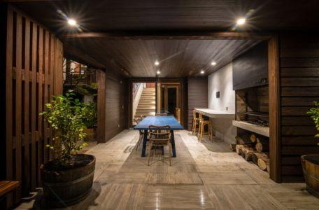 salle à manger - ED House par Eduardo Guzmán Rivera + Juan Carlos Muñoz Del Sante - Chili