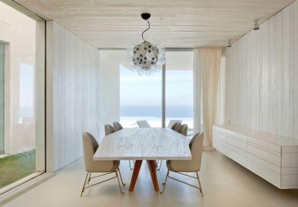 salle à manger - Sardinera House par Ramon Esteve Estudio - Valencian Community, Espagne