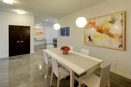 salle à manger - Unique Reclaimed Modern par Dwell Development LLC - Seattle, Usa