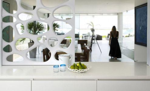 salle à manger - casa-v par Estudio 6 Arquitectos - Perou