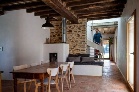 salle à manger - ladaa par JKA Jérémie Koempgen Architecture - Craon, France