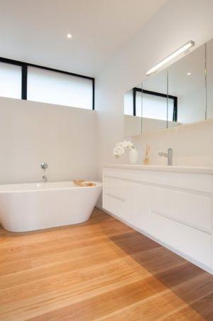 salle de bains - 25A Duncansby par Iconic Homes - Whangaparaoa, Nouvelle-Zélande