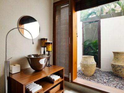 salle de bains - Bhuwalka House par Khosla Associates - Bangalore, Inde