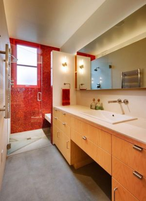 salle de bains - Capitol Hill par Balance Associates Architects - Seattle, Usa